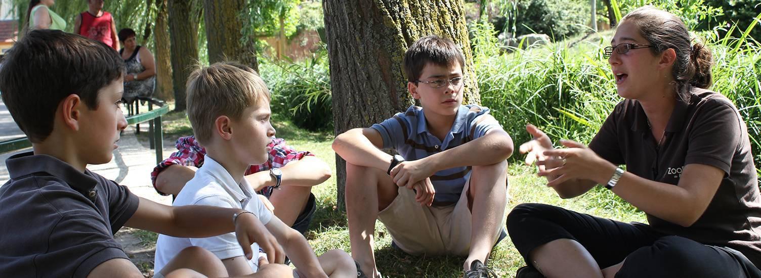 La pédagogie à Beauval - ZooParc de Beauval