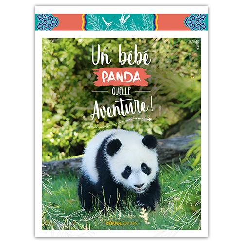Livre - >Un bébé panda, quelle aventure ! - ZooParc de Beauval