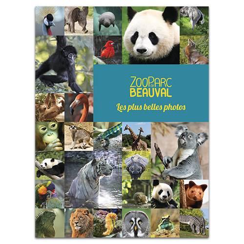 Livre - Beauval, les plus belles photos - ZooParc de Beauval