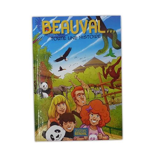 Livre - Beauval... Toute une histoire ! - ZooParc de Beauval