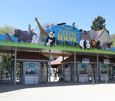 Billetterie - ZooParc de Beauval
