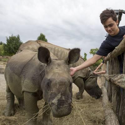 Soigneur d'un jour - ZooParc de Beauval