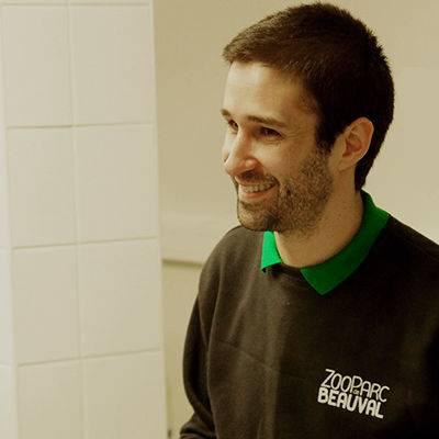 Antoine - Vétérinaire - ZooParc de Beauval