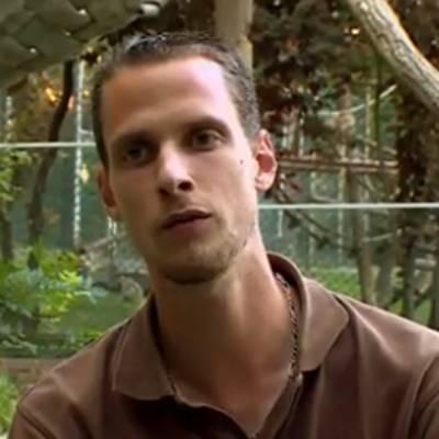 Grégory Martin - Soigneur du secteur fauves - ZooParc de Beauval