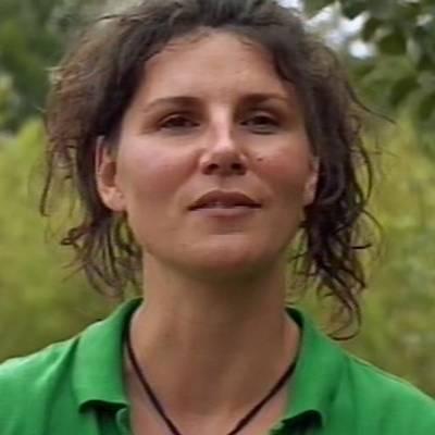 Hélène Colin - responsable du secteur Gorilles - ZooParc de Beauval