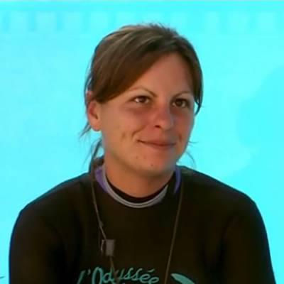 Jessica Auger - Soigneuse du secteur otaries - ZooParc de Beauval