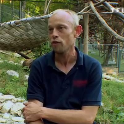Sébastien - Soigneur animalier - ZooParc de Beauval