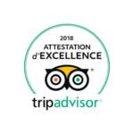 Tripadvisor - Certificat d'excellence - ZooParc de Beauval