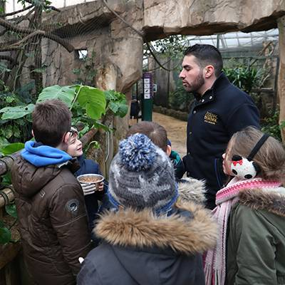 Zoo'Camp - ZooParc de Beauval