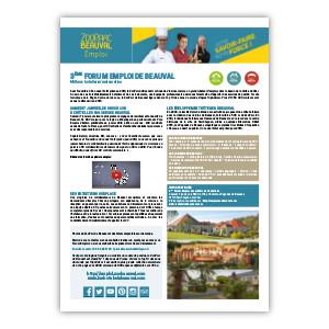 3ème forum Emploi de Beauval