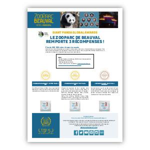 GIANT PANDA GLOBAL AWARDS