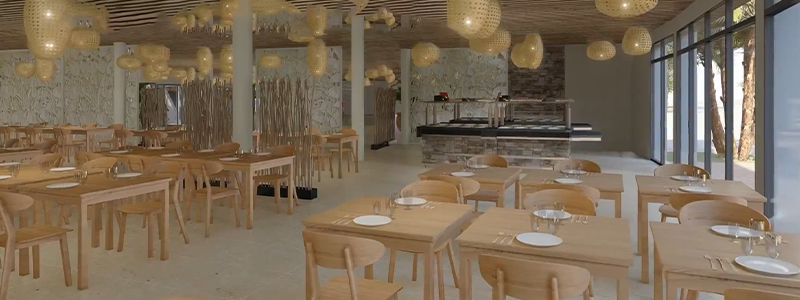 Le Yasuni - Restauration - ZooParc de Beauval