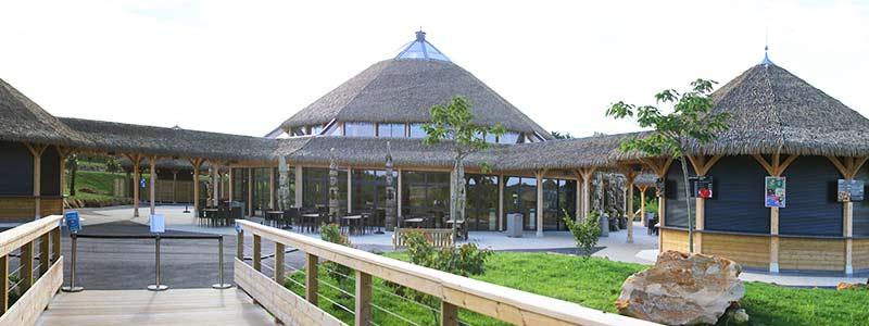 Le Kilimandjaro - Restauration - ZooParc de Beauval