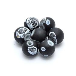 Акриловые бусины для браслетов Шамбала