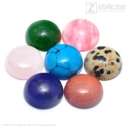 Кабошоны из натуральных камней